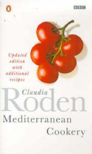 Copertina Mediterranean Cookery