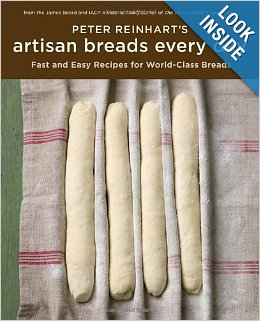 Copertina Peter Rehinart Artisan Breads Every Day