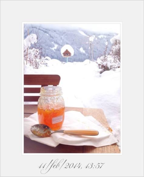 Marmellata arance amare pentola a pressione