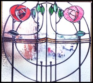 macintosh door panel