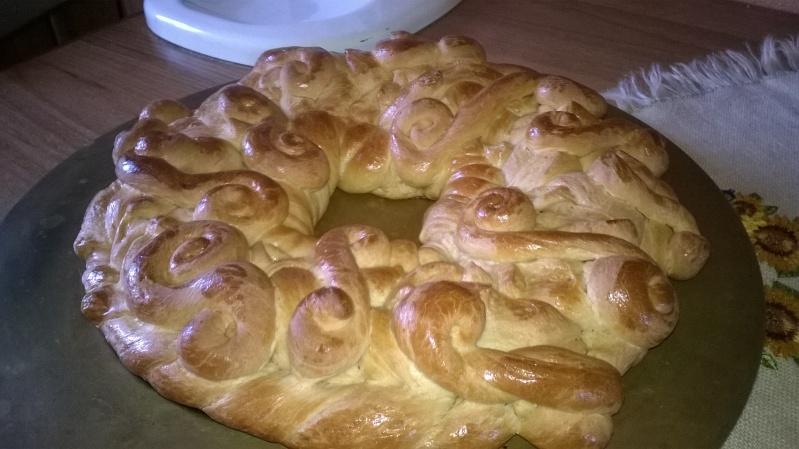 Il pain au beurre della Martinica fatto da un'amica!